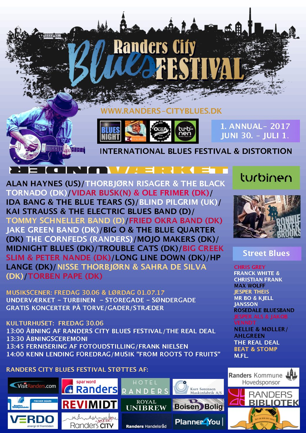 Festival Plakat 2017