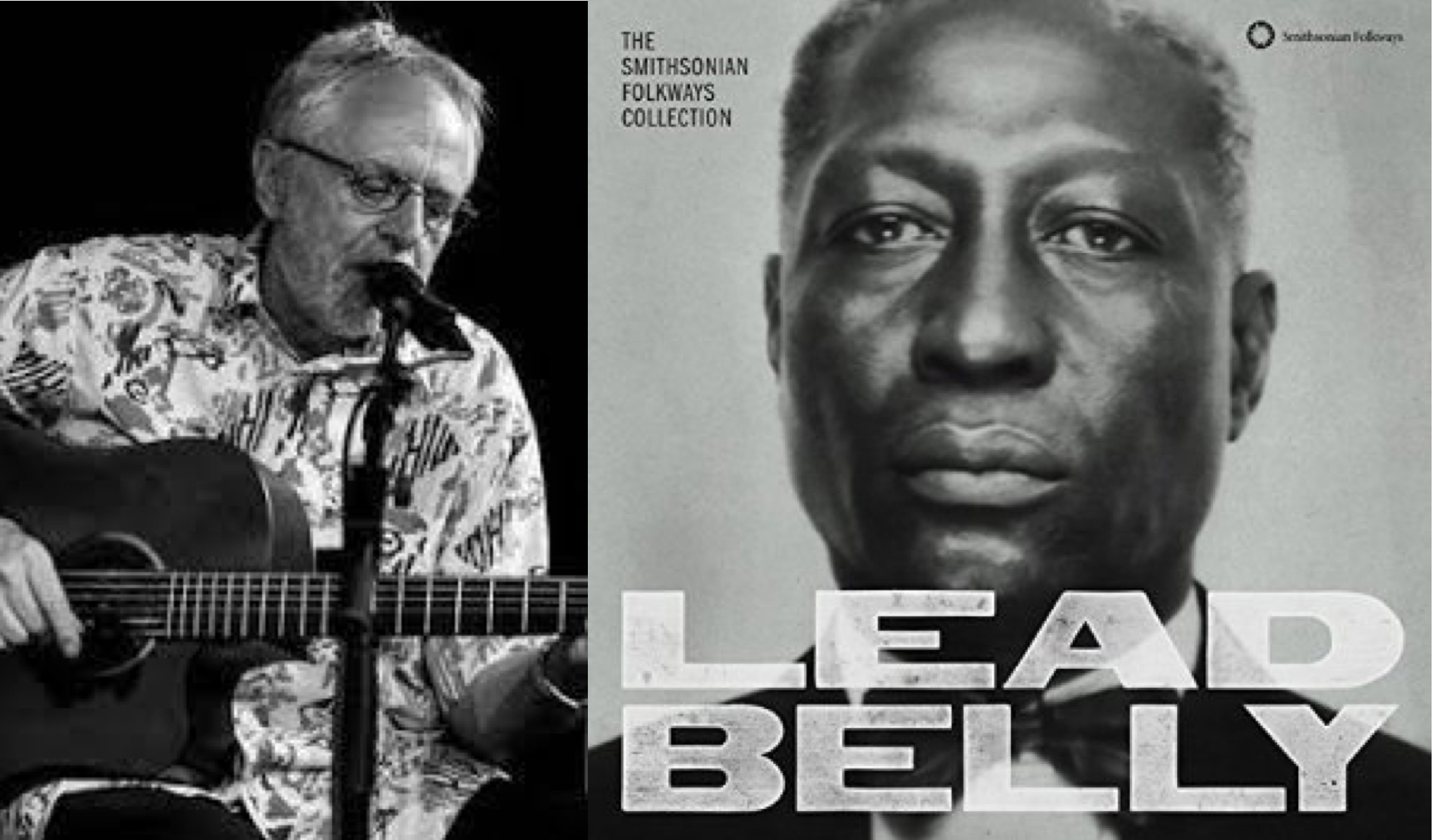 Musikalsk foredrag om Lead Belly