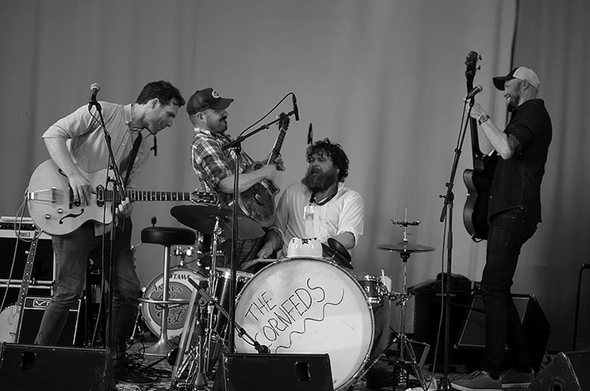 The Cornfeds (DK) 28.06.19