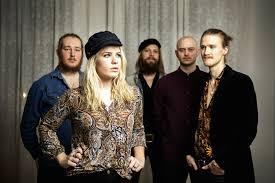 Lisa Lystam Family Band (S) 28.06.19 - kl: 20:30-22:00 Teltet