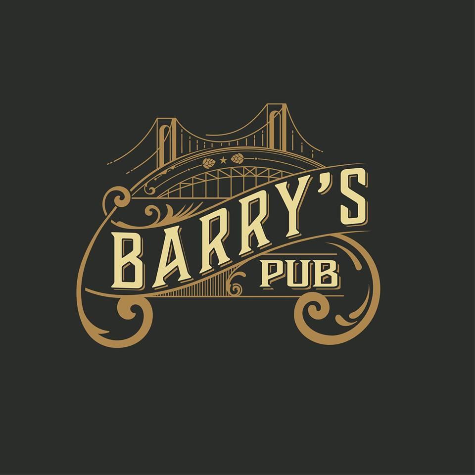 Rosedale Bluesband/Barrys Pub  27.06.19  kl. 22:00