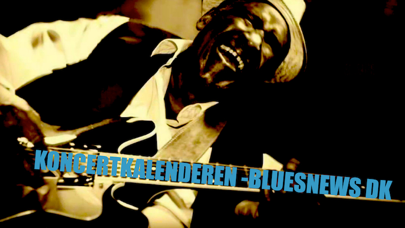 Bluesnews.dk koncert kalender