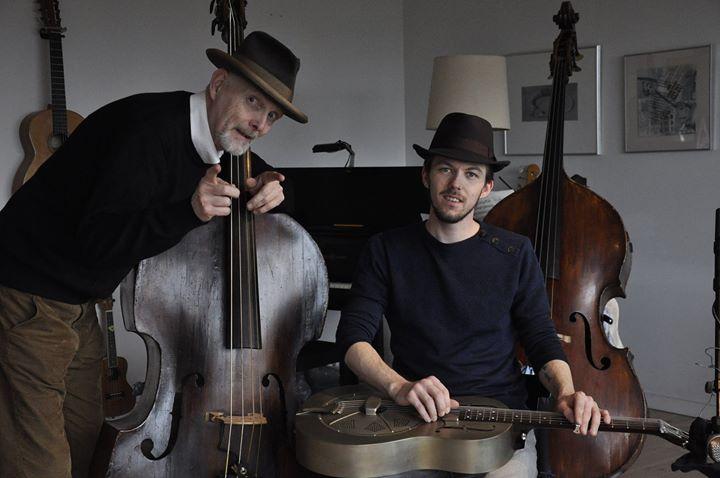 Jesper Theis og Olav Gudnason (DK)