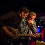 Martin Blom og Henrik Hansen (DK)